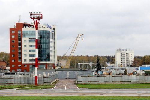 Офис авиакомпании в Домодедово